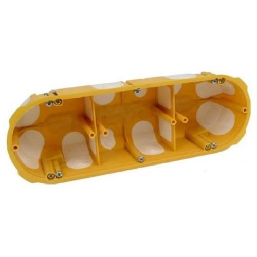 Krabica KPL 64-50 / 3LD do dutých stien
