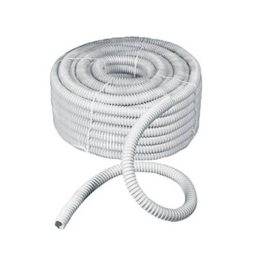 Hadica ohybná, samozhášavá, 320N, 10 / 14,6 mm, 30 m, sivá