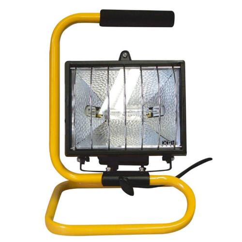 Reflektor halogénový 230V / max. 500W