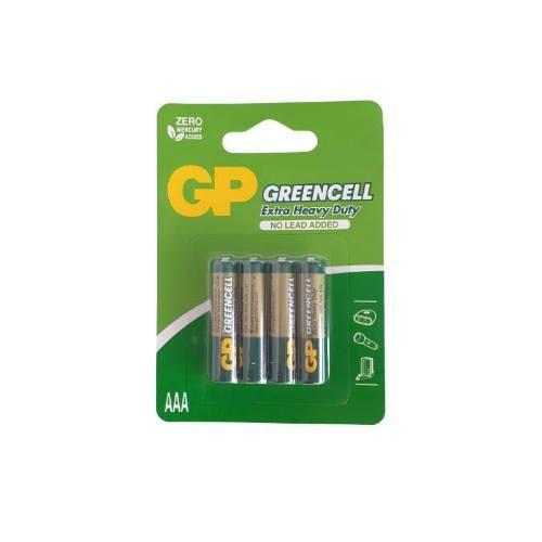 Batérie GP 24G R03 AAA, blister