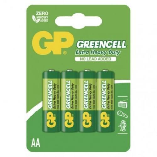 Batérie GP 15G R6 AA, blister