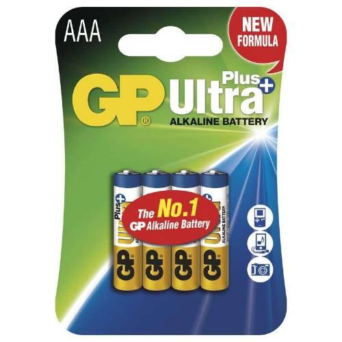 Batérie GP 24AUP LR03 AAA, blister