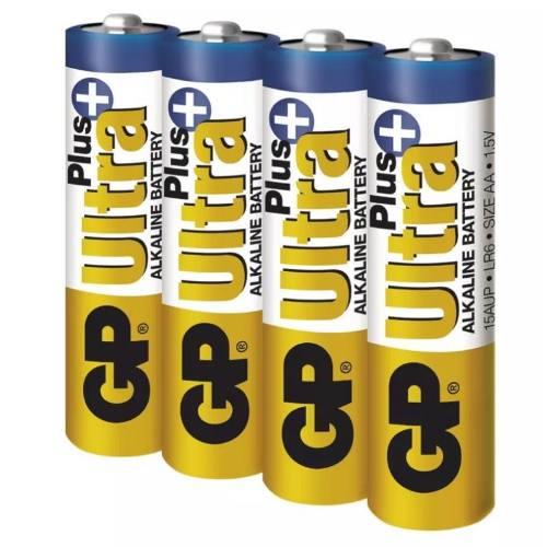 Batérie GP 15AUP LR6 AA, blister