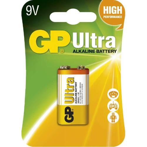 Batérie GP 6LF22, blister