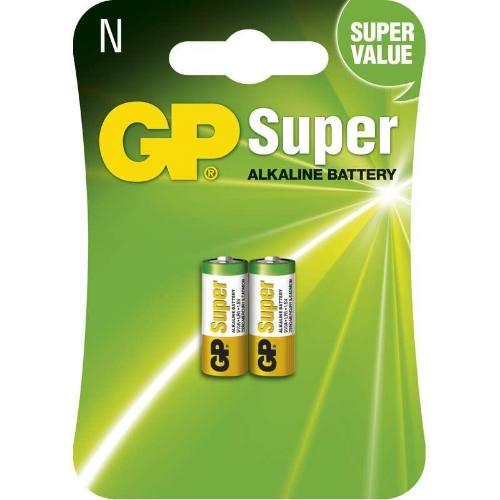 Batérie GP 910A, alkalická špeciálne, 2BL, blister
