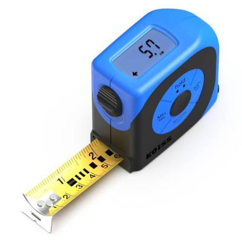 Meter zvinovací digitálne K525L, 5 mx 25 mm, KOISS