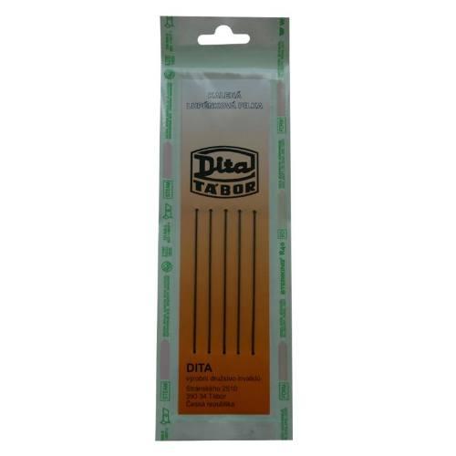 List do lupienkové píly na drevo E, 165 mm, rozteč 1 mm, 5 ks