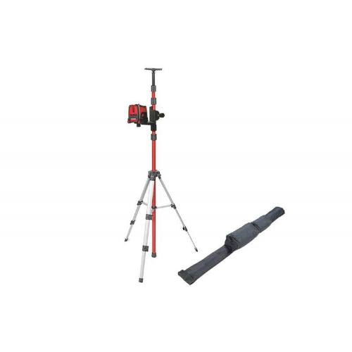 Laser krížový samostatne stojaci Kapra ProLaser VECTOR, 3 lúčmi, statív 27623