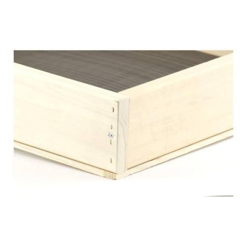 Sito na štuka, 500 x 500 mm, oko 1 mm
