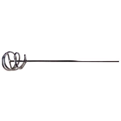 Miešadlo špirála drôt, profi, Ø 100 mm, pozinkované