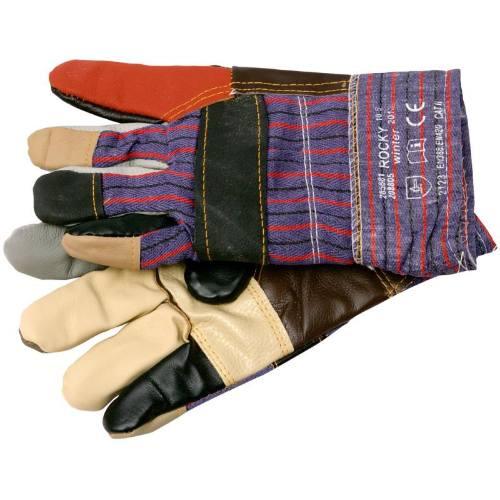 Rukavice pracovné zimné ROCKY, veľkosť 10,5