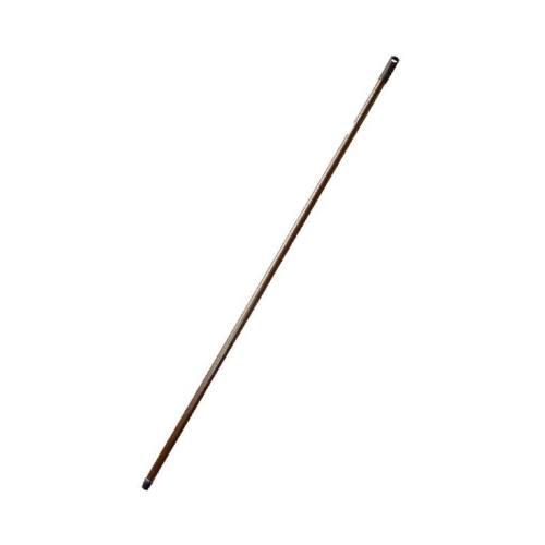 Násada na zmeták kovová, 130 cm, s hrubým závitom