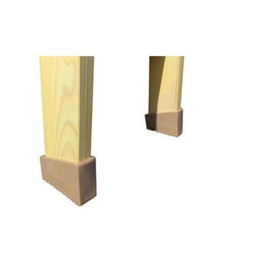 Rebrík drevený oporný, 16 priečok, 5 m, ENPRO