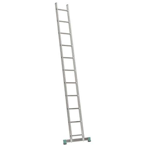 Rebrík Al, 1 x 10 priečok, 2,84 m, ALVE 7110