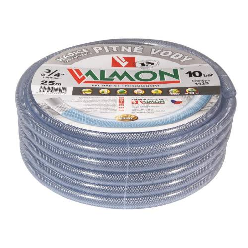 "Hadica pre pitnú vodu 1125, 12,7 / 17 mm, 1/2 "", 25 m, Valmon"