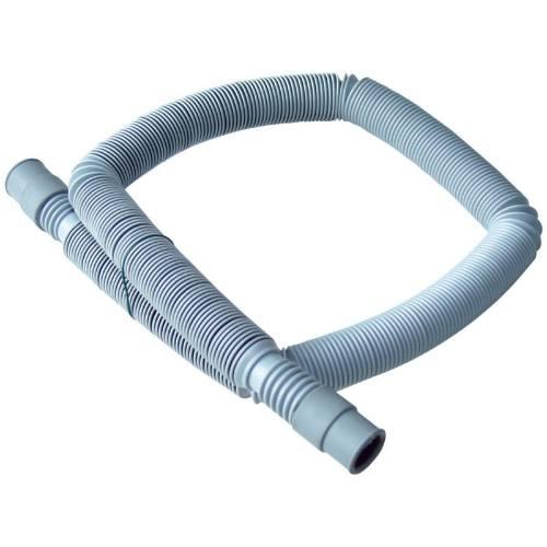 Hadica práčkový - odpadové rozťahovacie priama 0,6 - 2 m