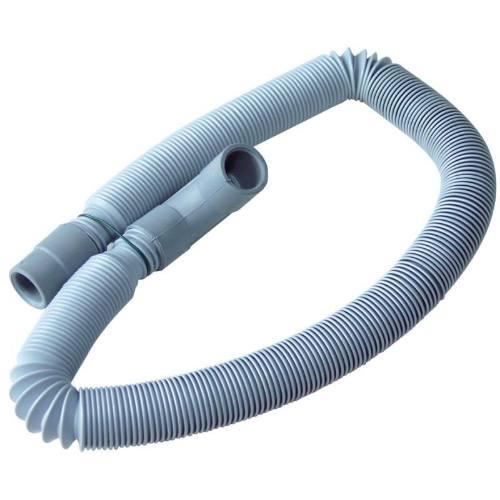 Hadica práčkový - odpadové rozťahovací s kolienkom 0,6 - 2 m