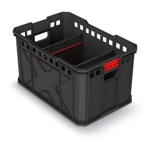 Box prepravné X BLOCK PRE, 536 x 354 x 300 mm, Kistenberg