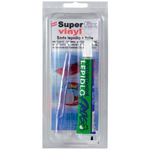 Lepidlo + fólia Superfix sada, vinyl, 25 ml