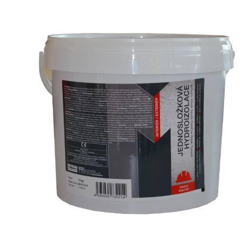 Hydroizolácie jednozložková, 5 kg