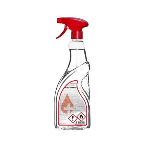 Dezinfekcia 750 ml s rozprašovačom, ANTI-COVID