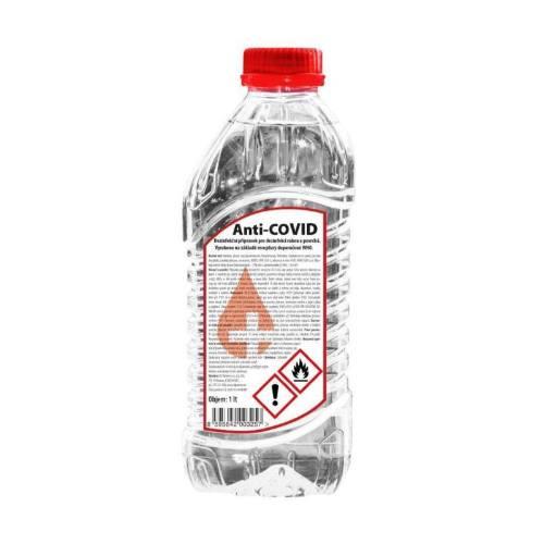 Dezinfekcia 1 l, ANTI-COVID