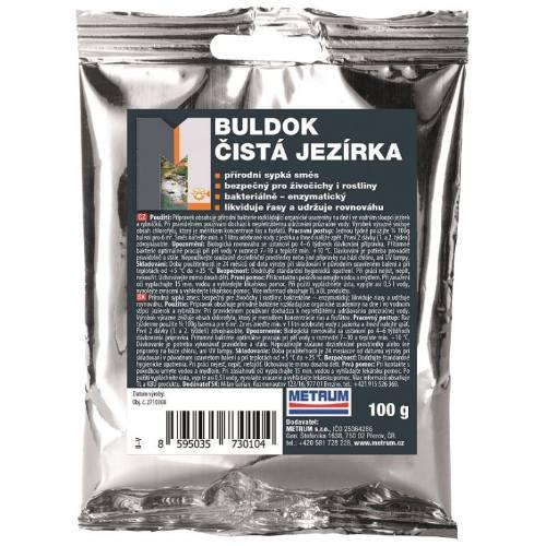 Cítiaci jazierok, 1 kg, buldog