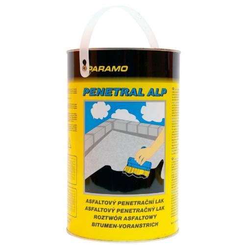 Penetrák asfaltový ALP, 3,5 kg