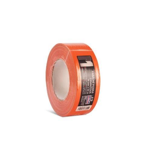 Páska fasádne, 48 mm x 25 m, oranžová