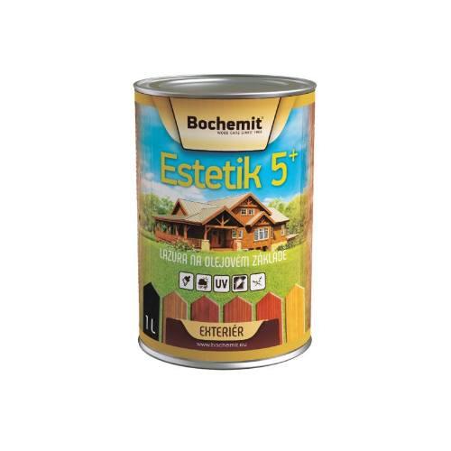 Bochemit Estetik Orech 1 l, olejové napúšťadlo na drevo