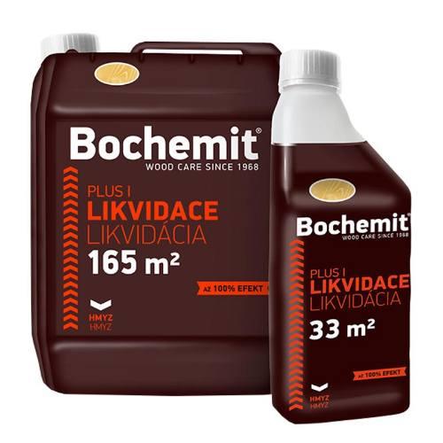 Bochemit Plus Aj, 1 kg, likvidácia drevokazného hmyzu