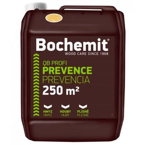 Bochemit QB Profi hnedý, 5 kg, preventívna ochrana dreva