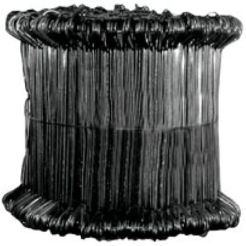 Úväzok fixačné, 125 mm, čierny, 1000 ks