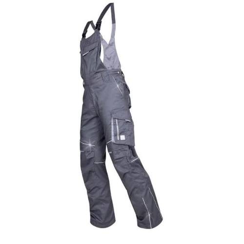 Nohavice montérkové s trakmi Summer H6125 / 46, tmavo šedé, ARDON