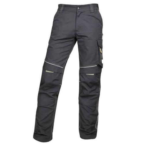 Nohavice montérkové URBAN H6410 / 46, čierno-šedé, ARDON