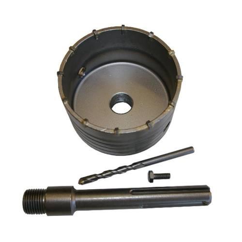 Korunka vykružovací SDS-MAX, Ø 100 mm, STAYER