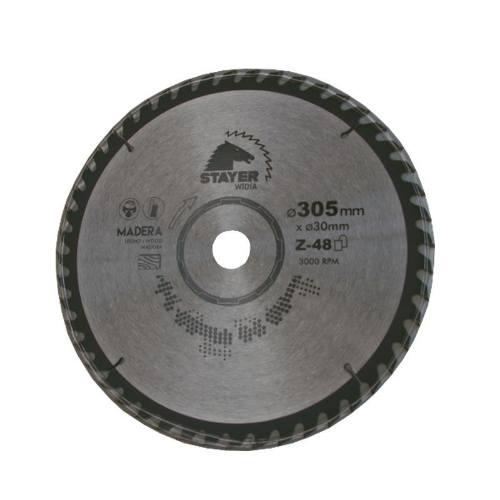 Kotúč pílový, Ø 305 x 30 mm, Z-48, STAYER