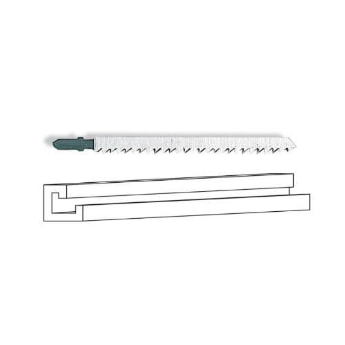 List pílový na kov k S 90 PE / S 110 PE / S L20 - 3 ks, STAYER