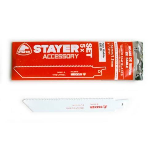 List pílový na hliník L20 k SS 280 P / SS - 5 ks, STAYER