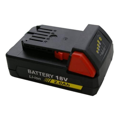 Batérie L22, 18 V, 2 Ah, Li-ion, STAYER