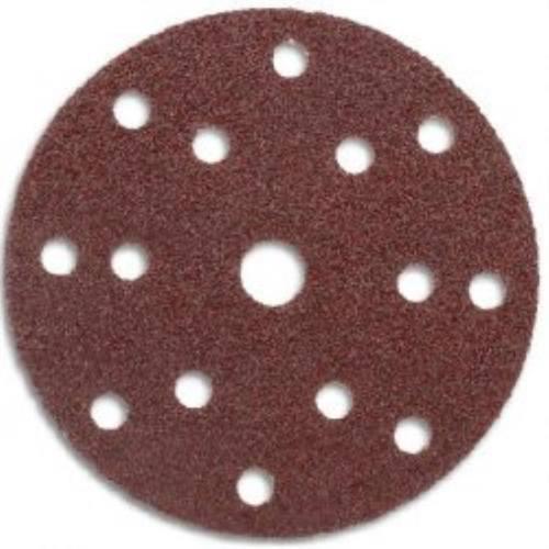 Mriežka brúsna k brúskam RO 5, Ø 150 mm - zrno 120, 5 ks, STAYER