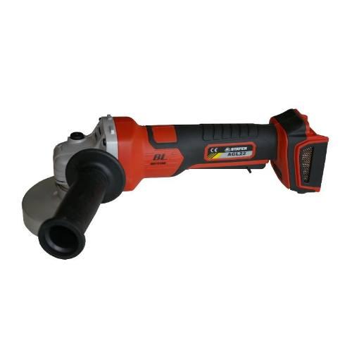 Brúska uhlová aku AGL 22, Ø 115 mm, 18 V (bez batérie a nabíjačky), STAYER