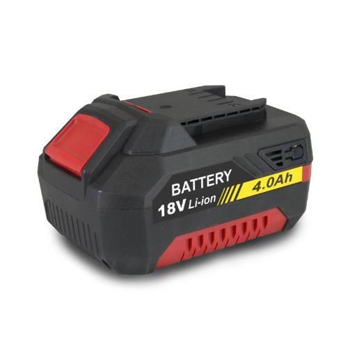 Brúska uhlová aku AGB L2024, Ø 115 mm, 18 V, 2 batérie, 4 Ah, taška, STAYER