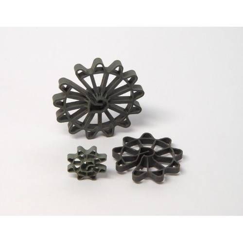 Krúžok dištančné plastový R15, výstuž o 4 - 10 mm, S ENPRO