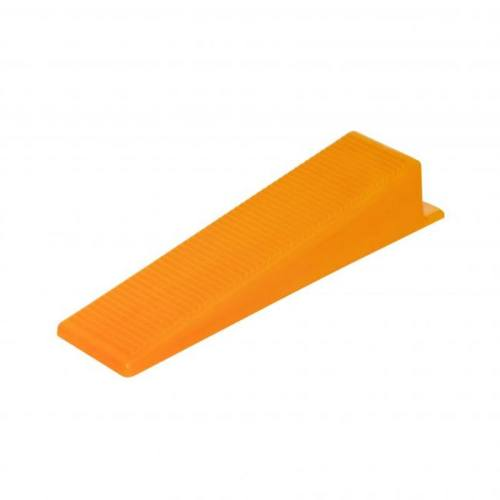 Klinky montážne plastové, 91 x 17,2 x 22,2 mm, 400 ks, LEVELYS