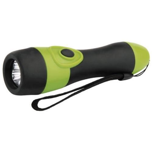 Svietidlo 3 LED, na 2 x AA, gumová