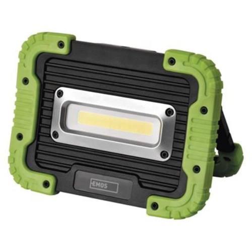 Reflektor COB LED nabíjacie 10W, 1000L