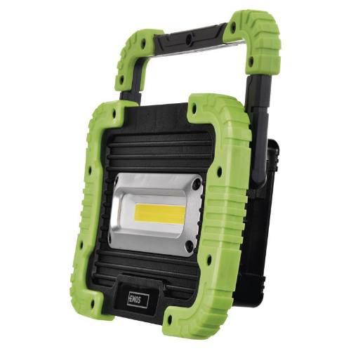 Reflektor COB LED nabíjacie 5W, 600lm