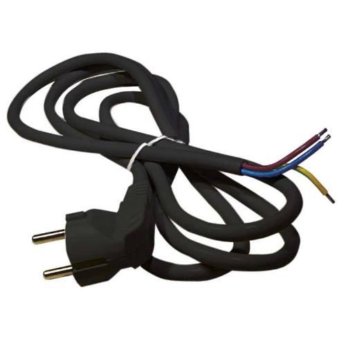 Šnúra flexo PVC, 3 x 1,5 mm², H05VV-F 3G, 3 m