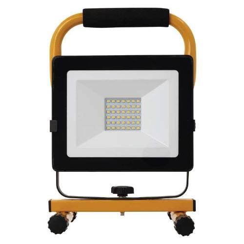 Reflektor LED prenosný 30W, neutrálna biela